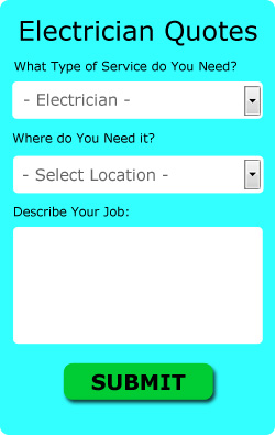 Free Willenhall Electrician Quotes